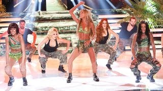Sweet California imita a Destiny's Child en 'Tu cara me suena'