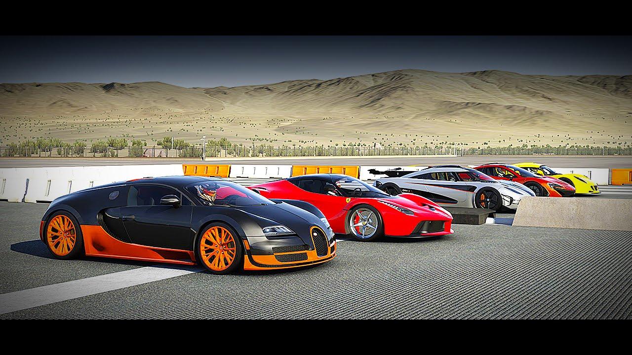 Fastest Car In The World Wallpaper 2015 World S Greatest Drag Race Koenigsegg One 1 Vs Veyron Ss