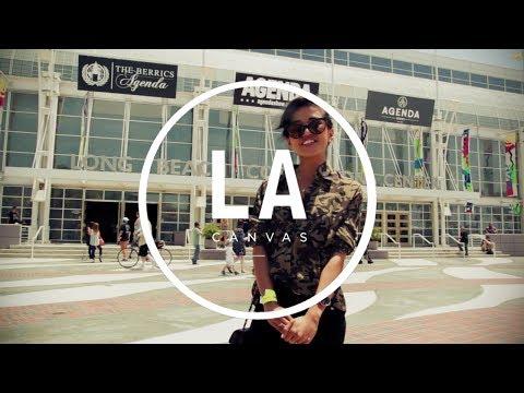 AGENDA Tradeshow Long Beach Recap with Olivia Lopez | LA CANVAS TV