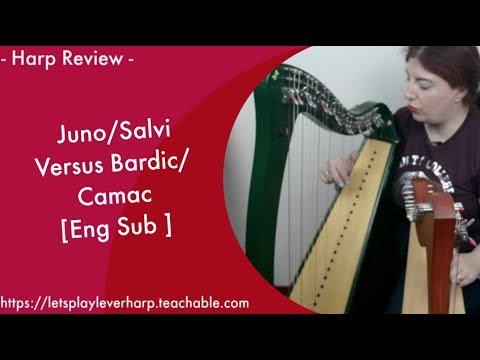 🍀 Harp Review - Juno/Salvi Versus Bardic/Camac [Eng Sub ] 🍀