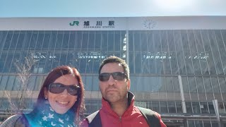 Japon 2019 - Visitando Asahikawa, la segunda ciudad mas grande de Hokkaido