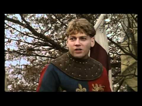 Henry V - Band of Brothers Speech - HQ 480p - Kenneth Branagh 1989 Film.avi