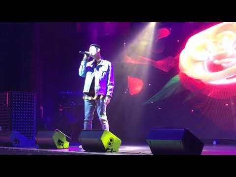 Michael Pangilinan One Last Cry LIVE at Boracay Bar Dubai UAE