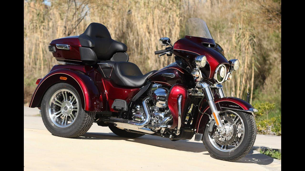 Harley Davidson Trike Triglide Ultra Classic