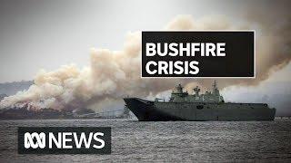 Despite rain, bushfires continue in south coast bushfires | ABC News