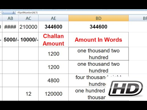 Convert Numbers to Words Neatly