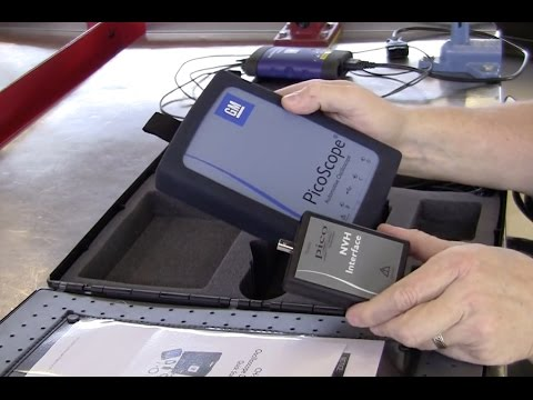 Automotive Vibration Analyzers - Part 4 Of 5 - GM PicoScope NHV