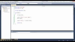 Reading User Input with Getline in C++