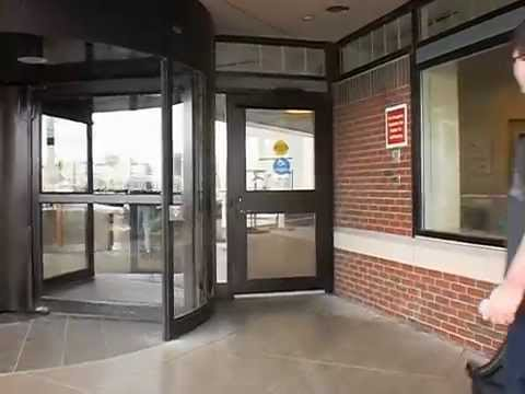saint vincent hospital front door youtube