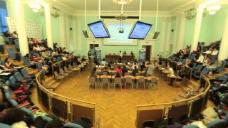 Конкурс исследовательских работ на английском языке в BIG BEN 2015 года
