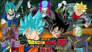 Dragon Ball shin budokai 2 mod Super / Gt Download
