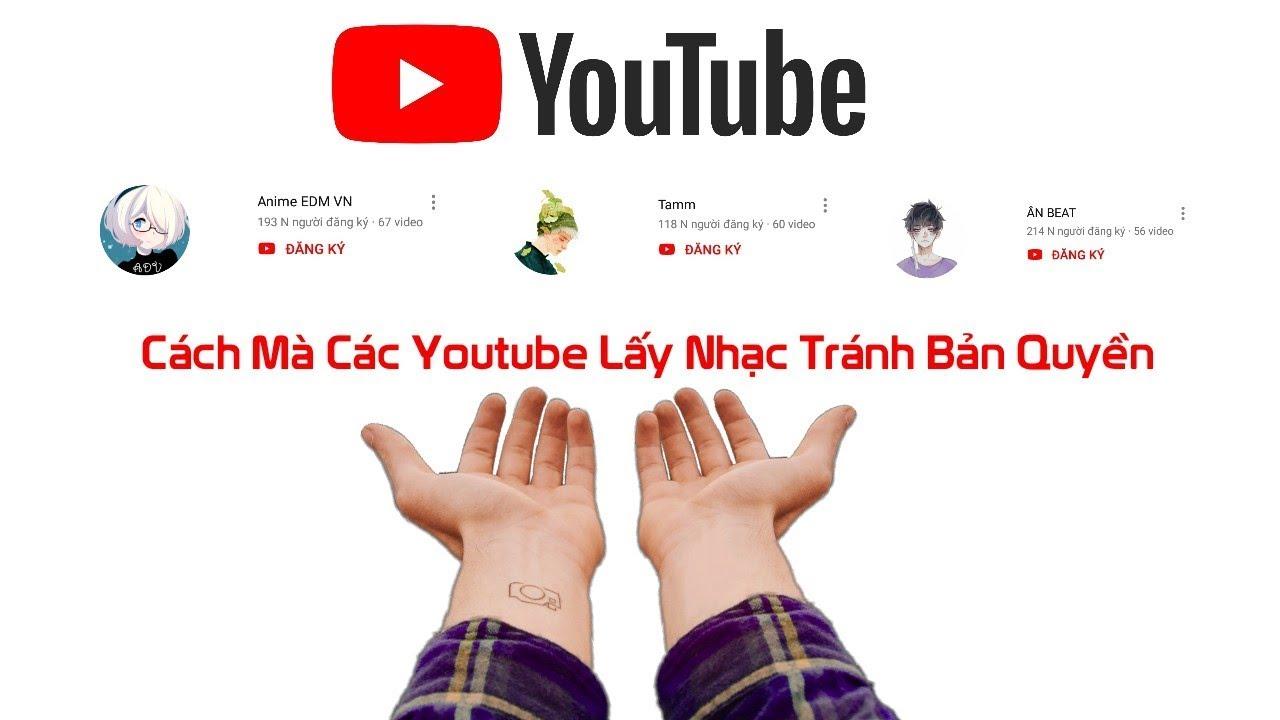 Cách Lấy Nhạc Youtube Không Dính Bản Quyền 2020 | Tuấn Tự Tin