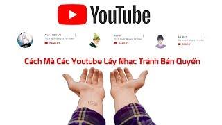 Cách Lấy Nhạc Youtube Không Dính Bản Quyền 2018 | tuấn tự tin