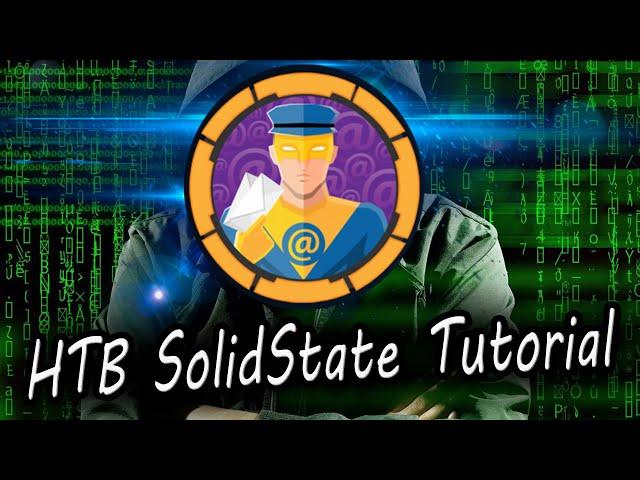 HackTheBox SolidState Walkthrough