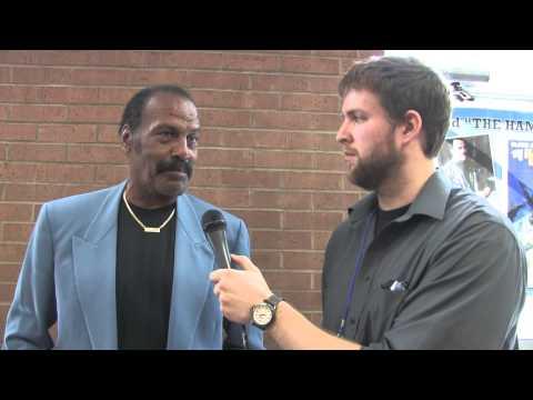 Robert Hibbs interviews Fred Williamson at Shockacon 2014