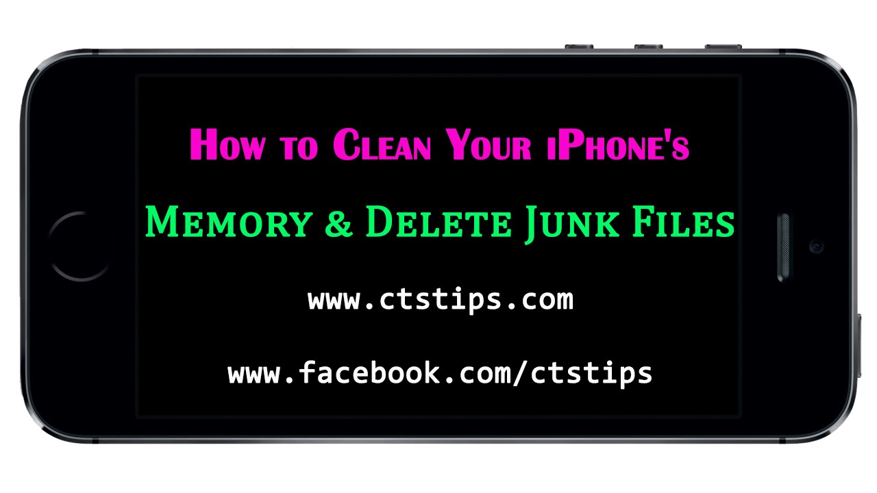 how to clear data on iphone how to clean your iphone s memory amp delete junk files 18666