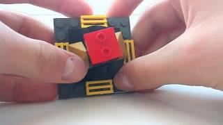 Lego Clash Of Clans X-Bow Tutorial (MOC)