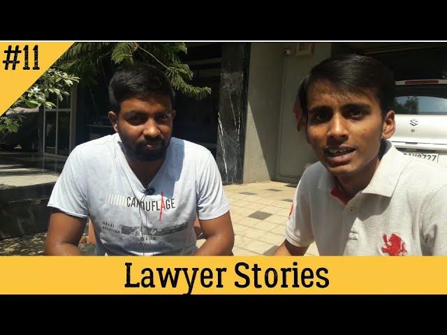 A unique Divorce case..!! | Lawyer Stories Ep.11