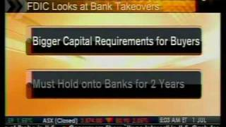 FDIC Looks At Bank Takeovers - Bloomberg