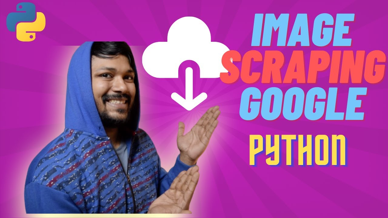 Easy Image Download Python Web Scraping | Python Project in 10 Minutes