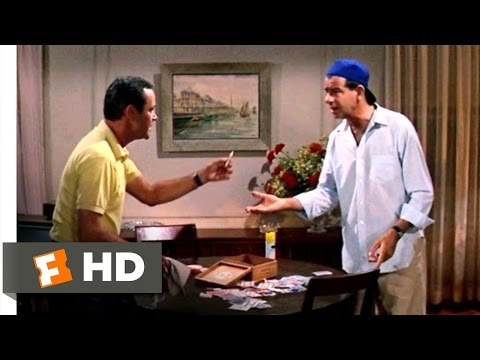 The Odd Couple (3/8) Movie CLIP - Break the Lousy Cup! (1968) HD