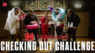 CHECK OUT CHALLENGE | ft. Jan Vertonghen, Moussa Sissoko, Juan Foyth and Eric Dier!