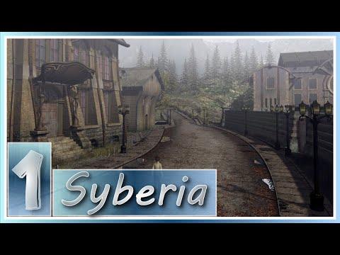 Syberia - #1 - Прибытие во Валадилену