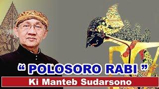 Live  Rec. Wayang Kulit. KI MANTEB SUDARSONO. Polosoro Polokromo