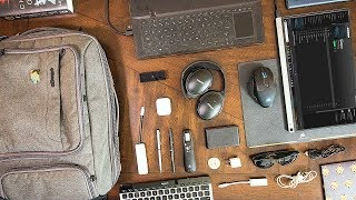 What's in My Backpack 2019: The ULTIMATE Portable Setup