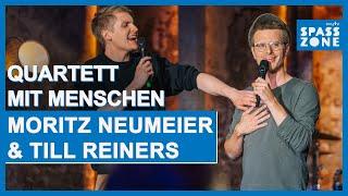 Moritz Neumeier & Till Reiners: Menschliches Quartett