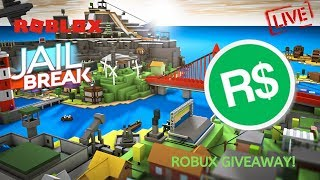 Roblox Playing random games with viewers and robux giveaway livestream