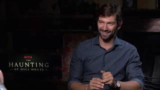 Popkulturalny Egoista: interview with Michiel Huisman (The Haunting of Hill House)
