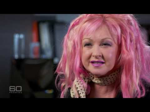 Sixty Minutes: Cyndi Lauper/Kinky Boots Special