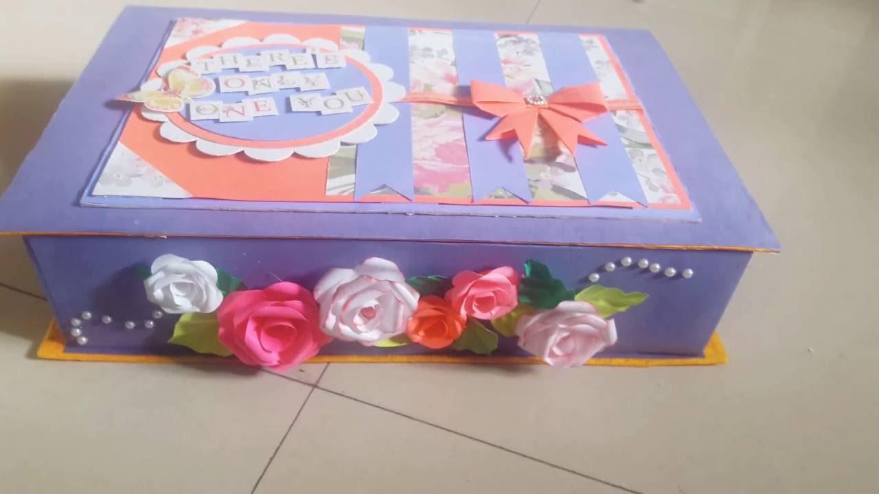 Handmade greeting cards album youtube handmade greeting cards album m4hsunfo