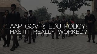 Has AAP govt's education policy really worked? | Delhi Elections 2020