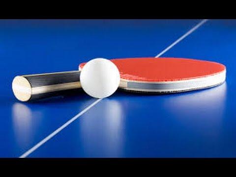 tuto 1 comment tenir sa raquette de ping pong youtube