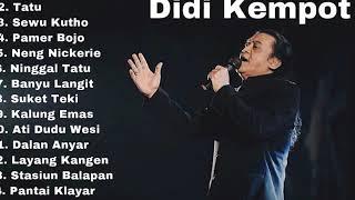 Download lagu The Legend Maestro D I D I K E M P O T   Full Album Pilihan Terbaik Sepanjang Masa