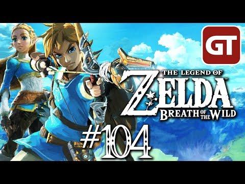 Zelda: Breath of the Wild #104 - Mit Bumms und Bubbleshield