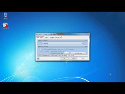 WinHide.SB - Ungenützte Programmfenster verstecken