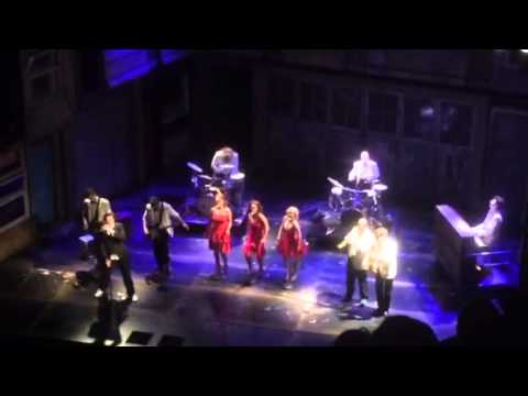 The Commitments Musical London West End: Try a Little Tenderness