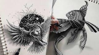 Obras de arte que no creerás que son hechas a mano