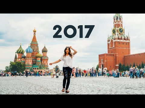 MOST EPIC WORLD TRAVELS 2017