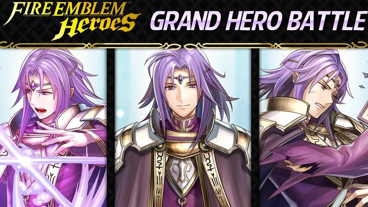 fire emblem heroes how to build a unit