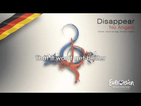 """No Angels - """"Disappear"""" (Germany) - [Instrumental version]"""