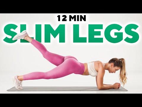 Упражнения для похудения ног для девушек в домашних условиях упражнения