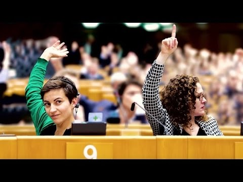 A brief history of the European Greens