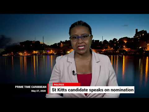 NOMINATION DAY IN ST KITTS