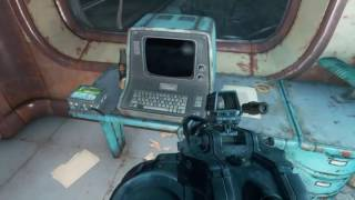 Fallout 4 Med Tek Research Maccready Mission