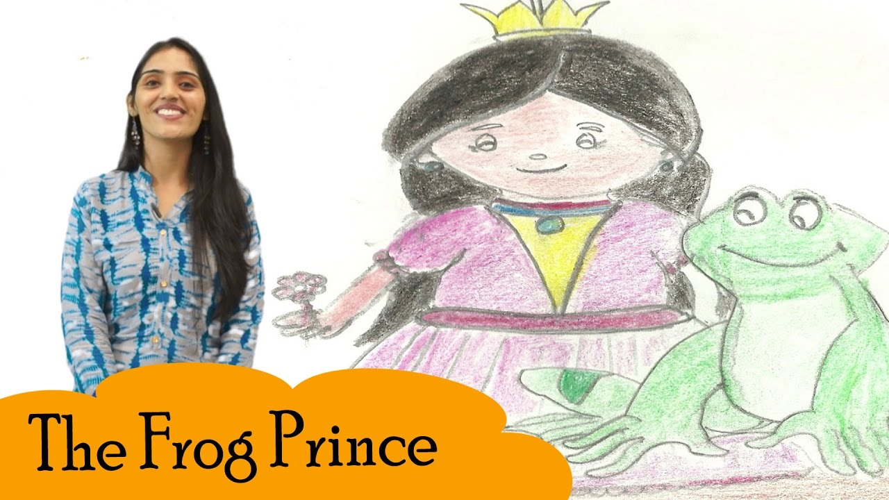 Stories For Kids | The Frog Prince - Storytelling for Children
