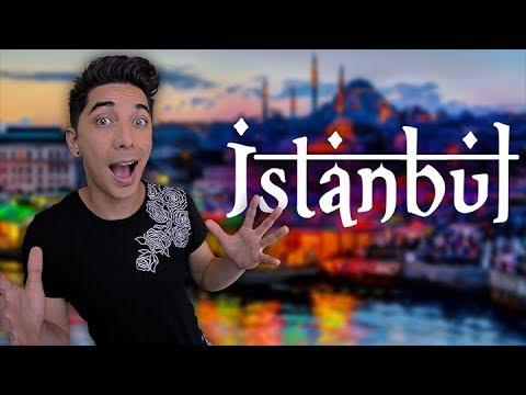 UN WEEK-END À ISTANBUL ENTRE YOUTUBERS !